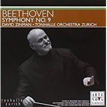 Beethoven Symphony No. 9 – David Zinman