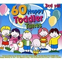 60 Happy Toddler Tunes (3 CDs)
