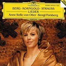 Berg – Love's Twilght – Anne Sofie Von Otter
