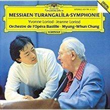 Olivier Messiaen – Turangalila-Symphonie – Loriod