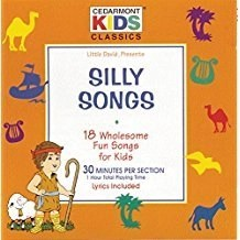 Cedarmont Kids Classics Silly Songs