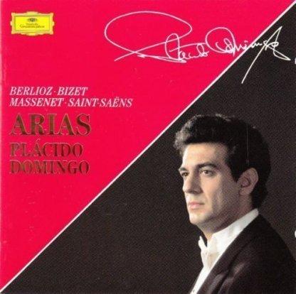 Berlioz, Bizet, Massenet, Saint-Saens Arias – Placido Domingo