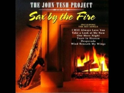 John Tesh Project – Sax By The Fire