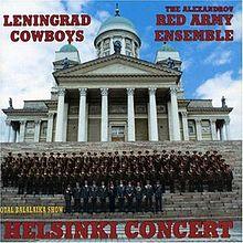 Leningrad Cowboys – Helsinki Concert (2 CDs)