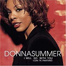 Donna Summer – I Will Go With You (Con Te Partiro) (Remixes) [Maxi Single]