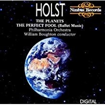 The Planets – The Perfect Fool (Ballet Music) = William Boughton