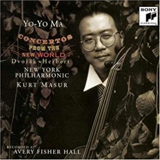 Yo-Yo Ma – Concertos From The New World