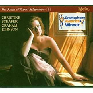 The Songs of Robert Schumann 1 – Christine Schäfer, Graham Johnson