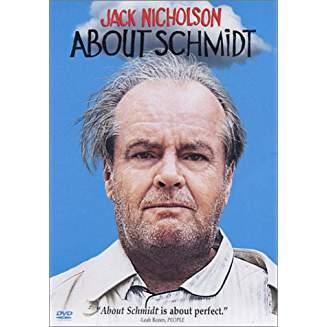 About Schmidt – Jack Nicholson (DVD) WS R