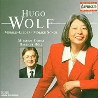 Hugo Wolf – Morike-Lieder