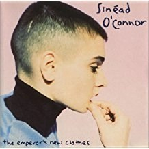 Sinead O'Connor – The Emperors New Clothes 4T EP