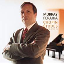 Murray Perahia – Chopin: 24 Études, Op. 10 & Op. 25
