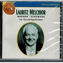 Lauritz Melchior – Wagner, Schumann