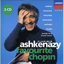 Vladimir Ashkenazy – Favourite Chopin (2 CDs)