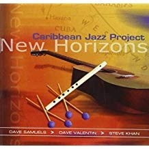 Caribbean Jazz Project – New Horizons