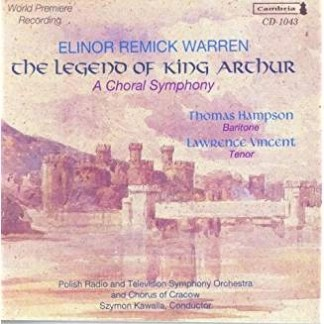 Warren – The Legend Of King Arth (Cut in side artwork)