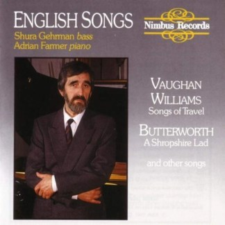 Vaughan Williams – English Songs