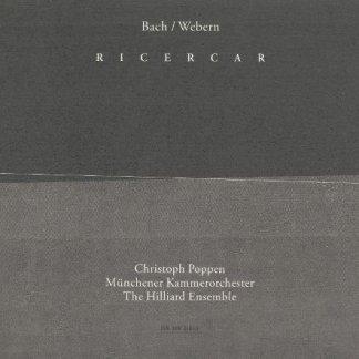 Bach – Webern – Ricecar