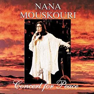 Nana Mouskouri – Concert For Peace