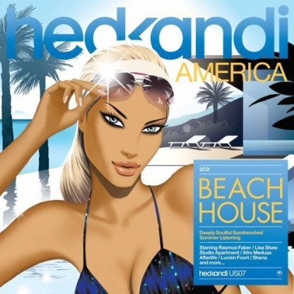 Hedkandi America Beach House 2 CDs