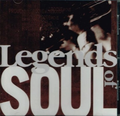 Legends Of Soul (Click for track listing)