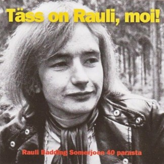 Rauli Badding Somerjoki – Tass on Rauli, Moi! (2 CDs)