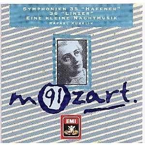 Mozart: Symphonies 35 & 36 – Rafael Kubelik