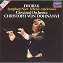 Dvorak – Symphony 8  – Scherzo Capriccioso – Christoph Von Dohnanyi