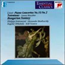Liszt – Piano Concerti 1 & 2, Totentanz, Hungarian Fantasy (Essential Classics)