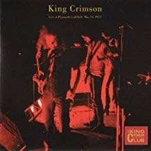 King Crimson – Live at Plymouth 1971 (2 CDs)