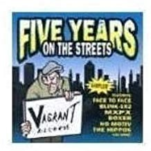 Five Years on the Streets (Click for track listing)