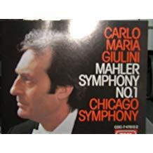Mahler Symphony No.1 Chicago Symphony