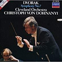 Dvorak – Symphony No. 7 – Christoph Von Dohnanyi