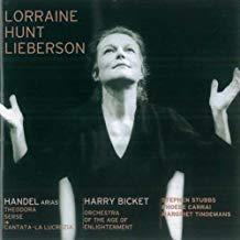 Lorraine Hunt Lieberson – Handel Arias (Gold Disc)