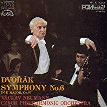 Dvorak – Symphony No. 6 – Vaclav Neumann