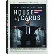 House Of Cards Season 1 (DVD Box Set)