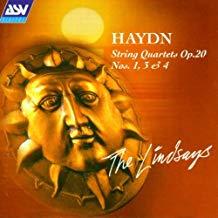 Haydn – Quartets Op.20 – The Lindsays