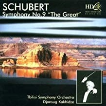 Schubert – Symphony No 9