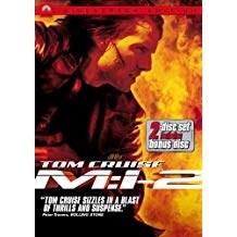 Mission Impossible II – Tom Cruise (2 DVDs) WS