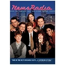 NewsRadio – The Complete First & Second Seasons (TV Show Box Set)