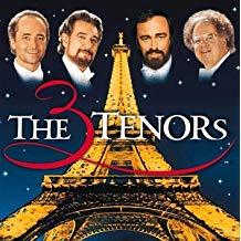 The 3 Tenors – Paris 1998 = Carreras, Domingo, Pavarotti