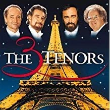 The 3 Tenors – Paris 1998 = Carreras, Domingo, Pavarotti