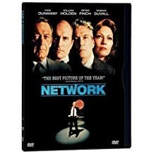 Network – William Holden, Peter Finch (DVD) WS R