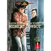 Midnight Cowboy – Dustin Hoffman, Jon Voight (DVD) WS R