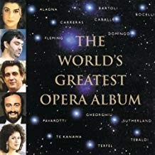 The Greatest Opera Show on Earth (2 CDs)