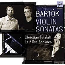 Bartok – Violin Sonatas