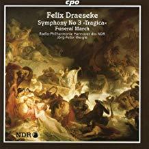 Fekix Draeseke – Symphony No. 3, Tragica – Funeral March