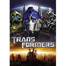 Transformers – A Michael Bay Film (DVD) WS PG13
