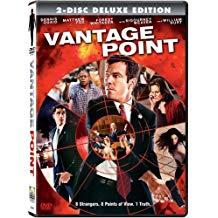 Vantage Point – Dennis Quaid (2 DVDs) WS R