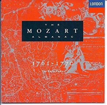 The Mozart Almanac, Vol. 1 –  The Early Years 1761-1770